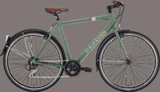 Hybrid grön