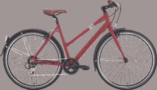 Hybrid röd