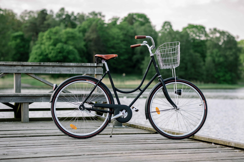 Attraktiva Damcyklar, herrcyklar & elcyklar - Stålhästen, stiliga cyklar på SP-56