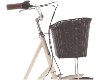 Cykelkorg brun