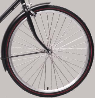 Framhjul