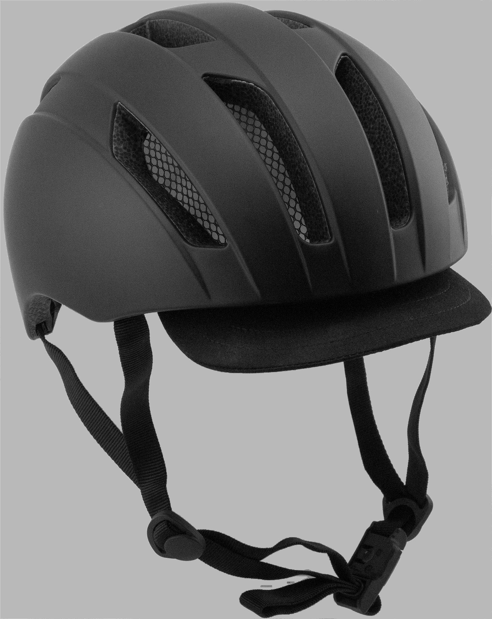Cykelhjälm Svart